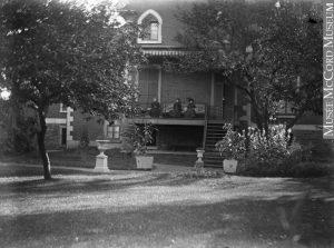 Side of the Judah house